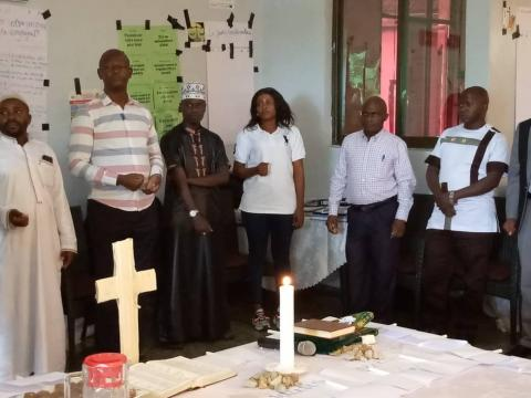 Trained Faith Leaders Set to Help Communities Fight COVID-19