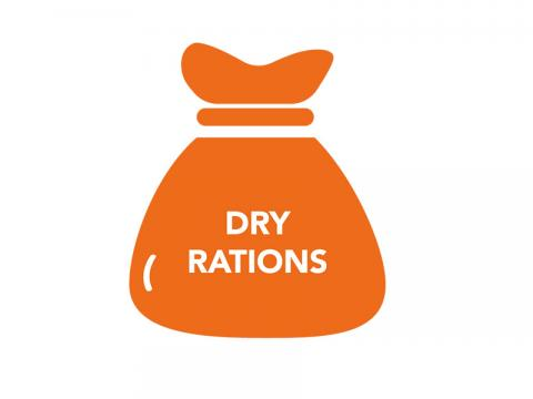 dry rations