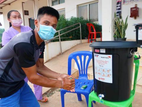 Laos | World Vision International