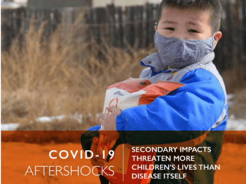 Aftershocks, secondary health impact of COVID-19 on vulnerable communities report