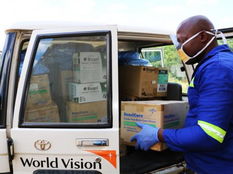 World Vision Zimbabwe responding to CIVID-19