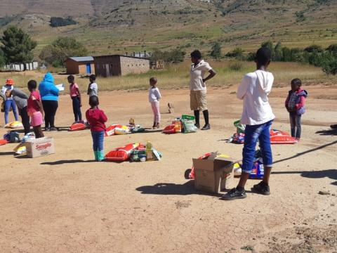 COVID-19 Response in Lesotho