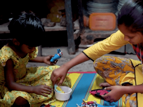 What children do at home during COVID-19 pandemic in Bangladesh