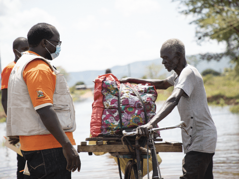 Nakasongola flood victims