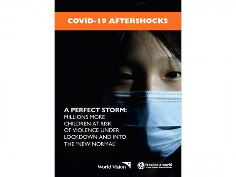 Aftershocks a perfect storm