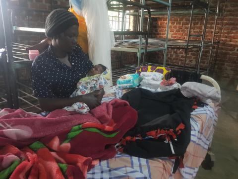Busia mothers deliver safely at quarantine centre