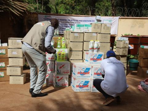 World Vision activates COVID-19 Response in Mali