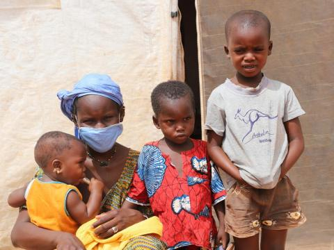 COVID-19 in Mali Changes Young Khadija's Life