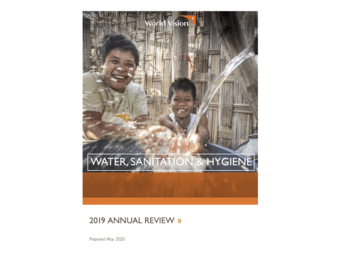 FY19 WASH Annual Review