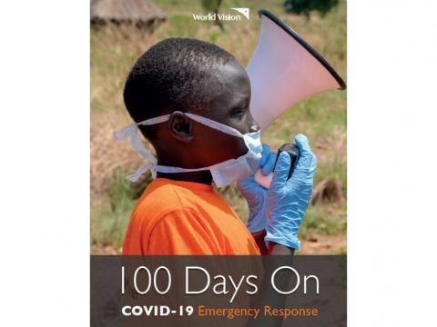 100 Days on: World Vision's COVID-19 response