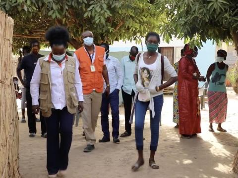 Coronavirus, COVID-19 Response, Senegal Sensitisation and Prevention