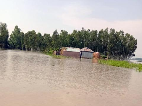 START FUND, UK Aid AWARDS WORLD VISION £ 100,000 GRANT TO SUPPORT 8,000 MOST VULNERABLE PEOPLE TO BE AFFECTED IN PREDICTED FLOOD