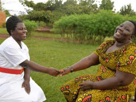 maternal health traditional birth attendants TBAs Uganda Maternal health Child wellbeing