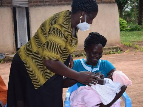Safe_breastfeeding_healthy nation_World Vision Uganda_BabyWash_good nutrition_child well-being