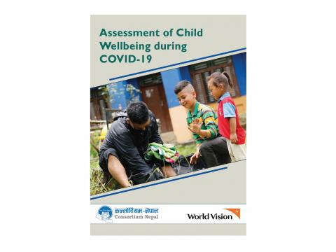 Child Wellbeing Assessment Reprt during COVID19 Crisis_COVER