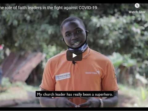 The role of faith leaders in the fight against COVID-19