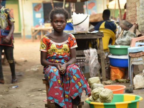 Children at an increased risk of exploitation in the DRC's complex context during the pandemic