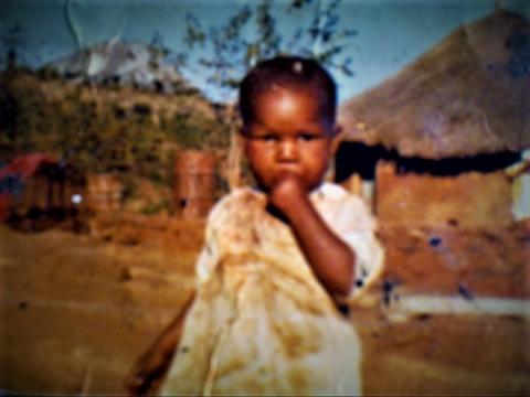 Picture taken in 1985, Angeline Munzara, Senior External Engagement Advisor, Livelihoods