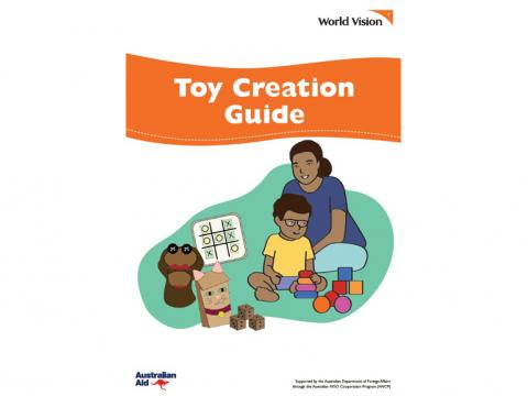 Creating toy for kids_Cover