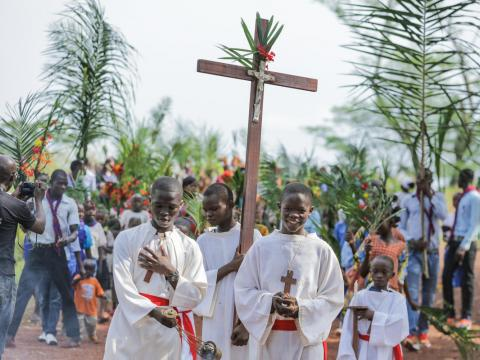 Faith in Central African Republic