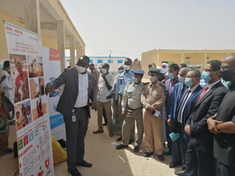 World Hand-washing Day Celebrations in Mauritania