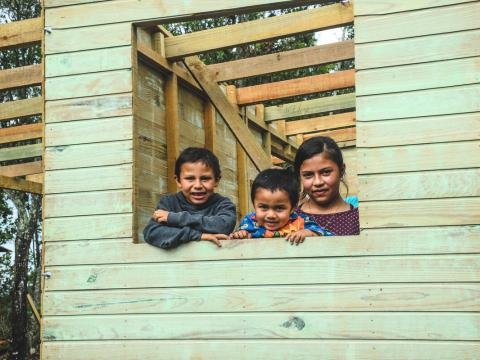 Child Sponsorship in Honduras