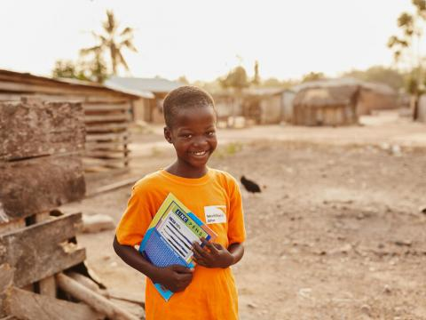 Ghana the impact of child sponsorship through water