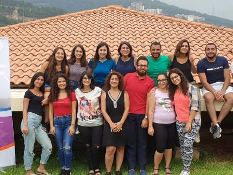 The Sin El Fil Youth Committee, June 2020
