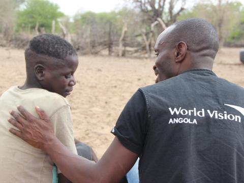 Protecting children in the wake of drought in Angola