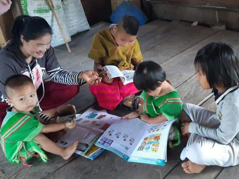 Helping families protect children in Thailand