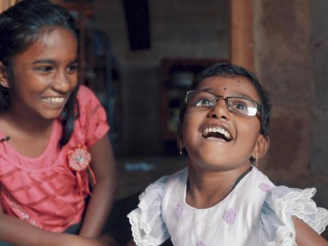 Supporting disabled children in Bangladesh