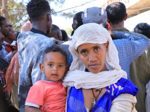 Ethiopia's triple crisis and World Vision's response
