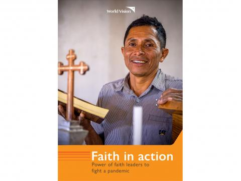Faith in Action: The power of faith leaders to fight a pandemic