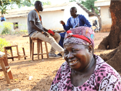 Unconditional cash transfer restores dignity to beneficiaries in CAR