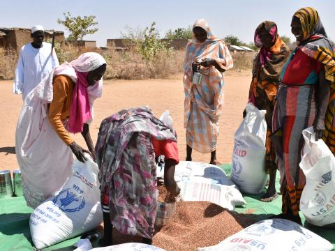 More than 7 million food insecure in Sudan: World Vision is on the ground responding