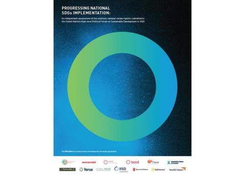 Progressing national SDGs implementation_cover