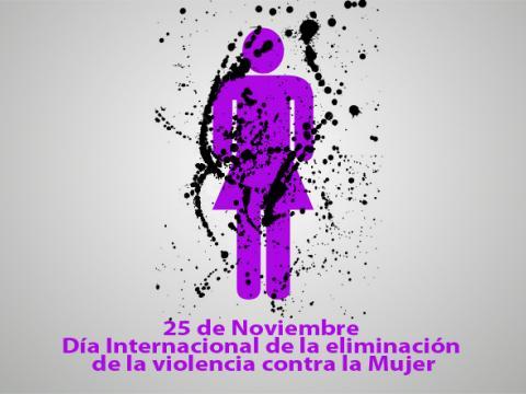 Resultado de imagen de Día Internacional de la Eliminación de la Violencia contra la Mujer (25 de Noviembre)