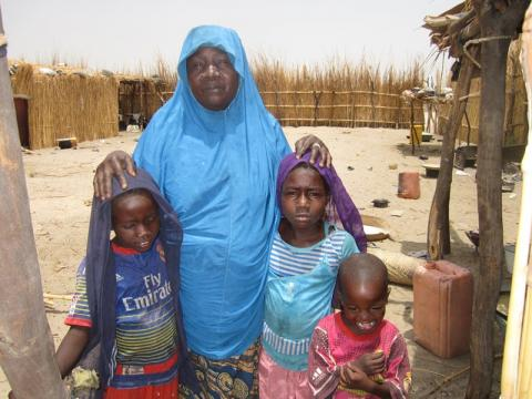 Like Awa, over 10 million people are in need of humanitarian assistance. Across the Lake Chad Basin region, food insecurity has increased dramatically