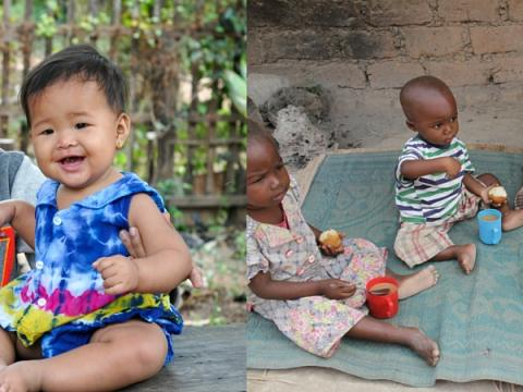BabyWASH Integrates Nutrition, MNCH, WASH and ECD