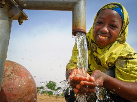 World Vision has drilled 1000 boreholes in Niger