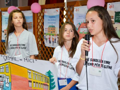 Celebrating inclusive education in Albania
