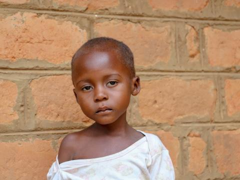 World Vision is fighting malnutrition in Kasai Central, DRC