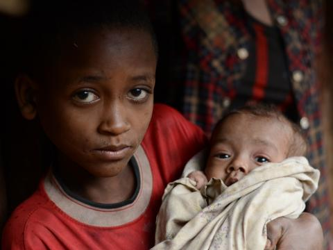 Ethiopia's hunger crisis: What you need to know   World Vision
