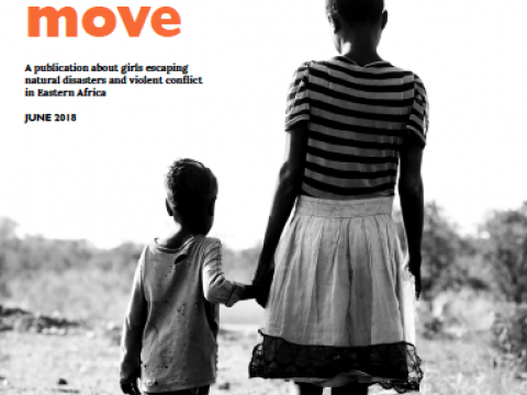 Girls on the Move - publication cover