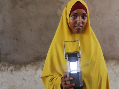 Solar Lamps Are Powering Girls Education | World Vision