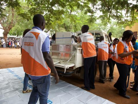 World Vision steps up humanitarian response in Juba, South Sudan