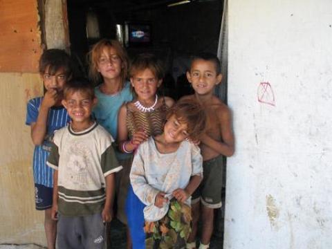 Albania's Forgotten Few: Roma Children   World Vision International