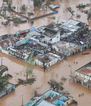 Southern africa Cyclone Emergency Response