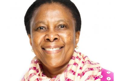 Mrs Sibongile Modise Headshot