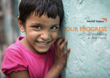 Our Progress on Child Well-Being Report